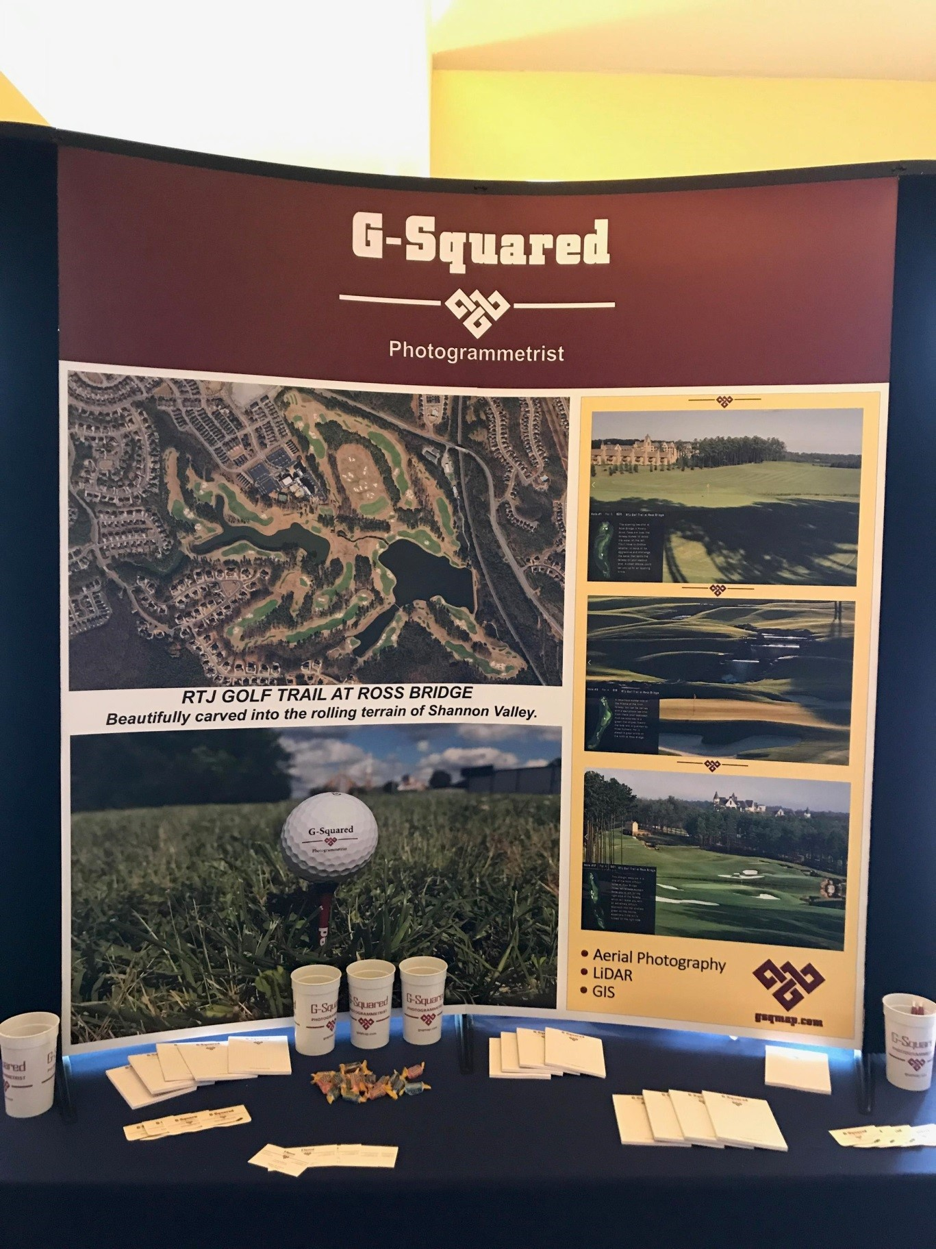 gsq booth 1